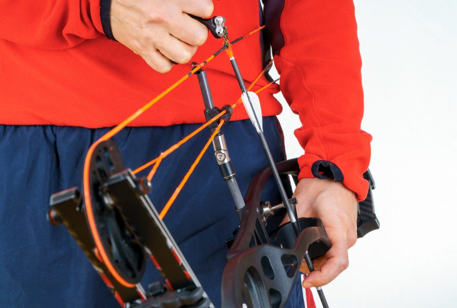 Setting Up A Compound Bow