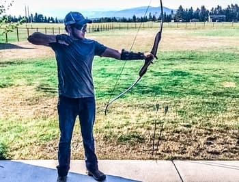 learn how to shoot a recurve bow