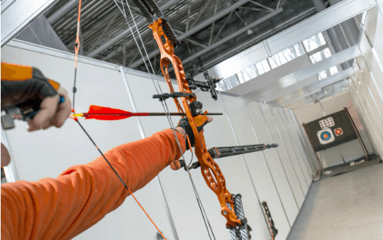 What Is The Difference Between A Hunting Bow And A Target Bow?